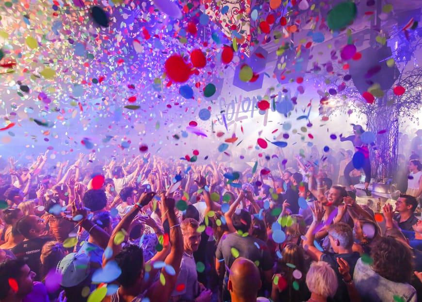 Closing Parties Ibiza 2018