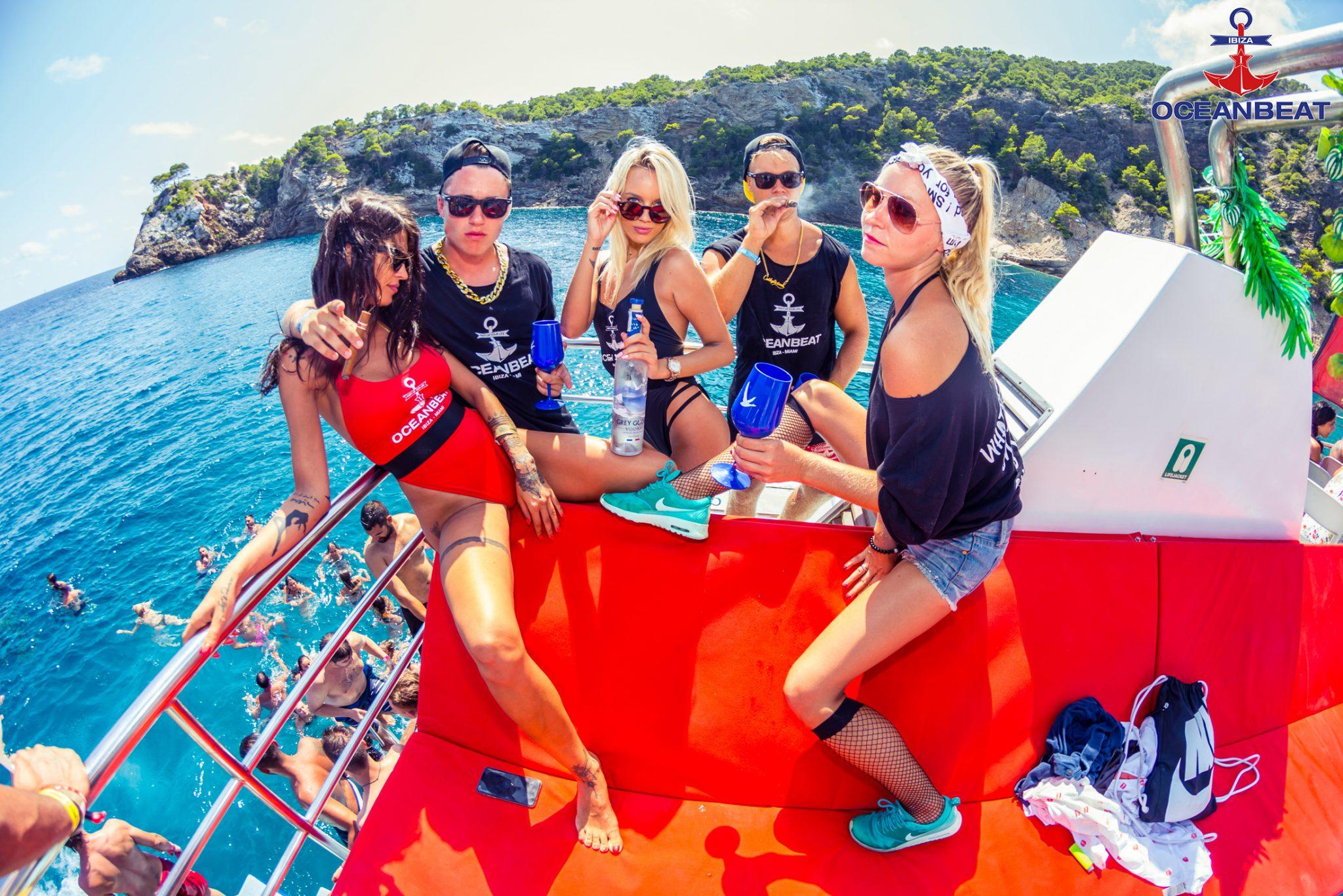 27 08 2018 Oceanbeat Ibiza Boat Party Logo064