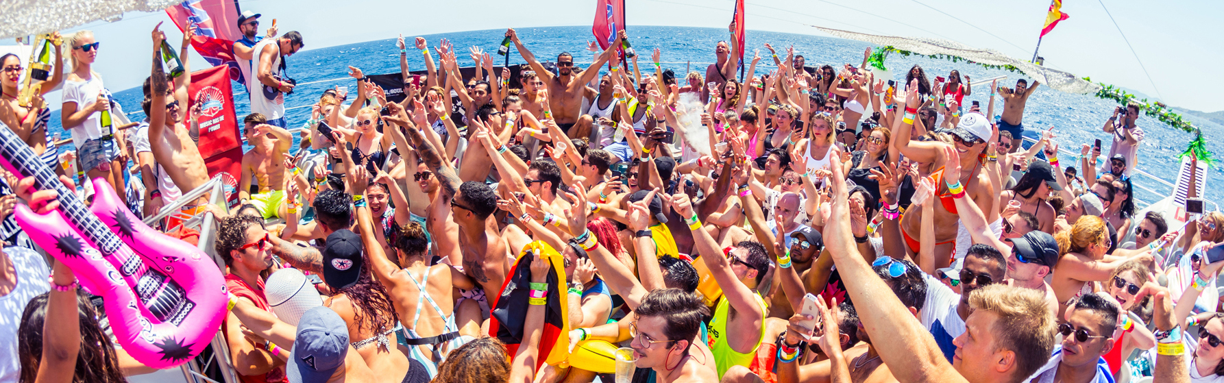 Oceanbeat Ibiza Boat Party BLOG1