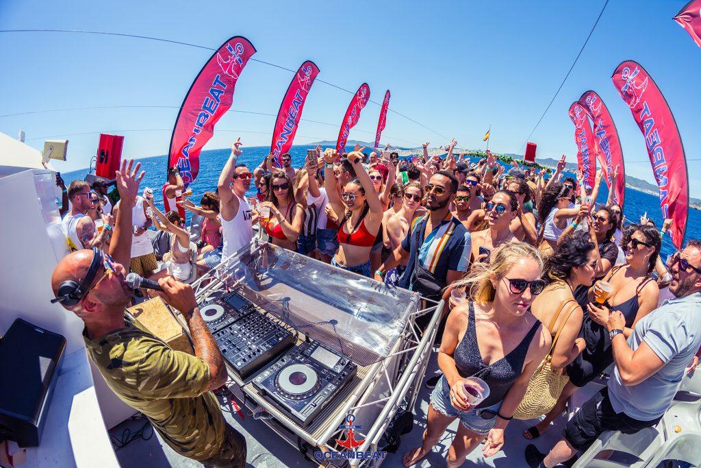 Oceanbeat Ibiza Logo 028