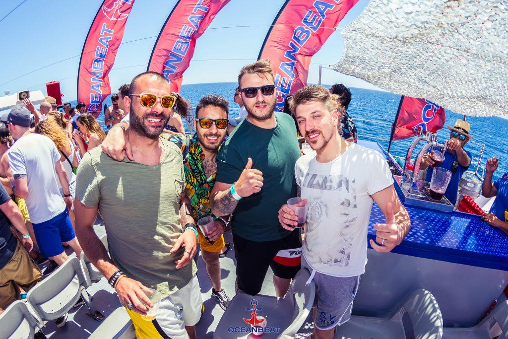 Oceanbeat Ibiza Logo 031