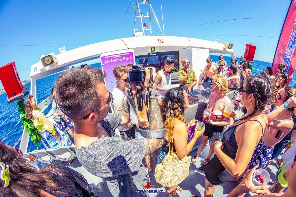 Oceanbeat Ibiza Logo 043