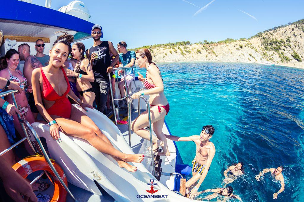 Oceanbeat Ibiza Logo 046