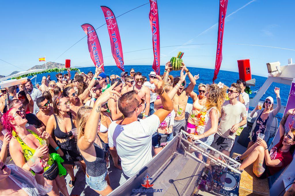 Oceanbeat Ibiza Logo 085