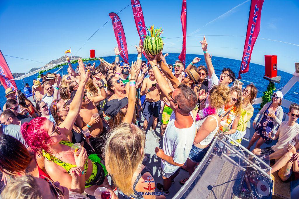 Oceanbeat Ibiza Logo 086