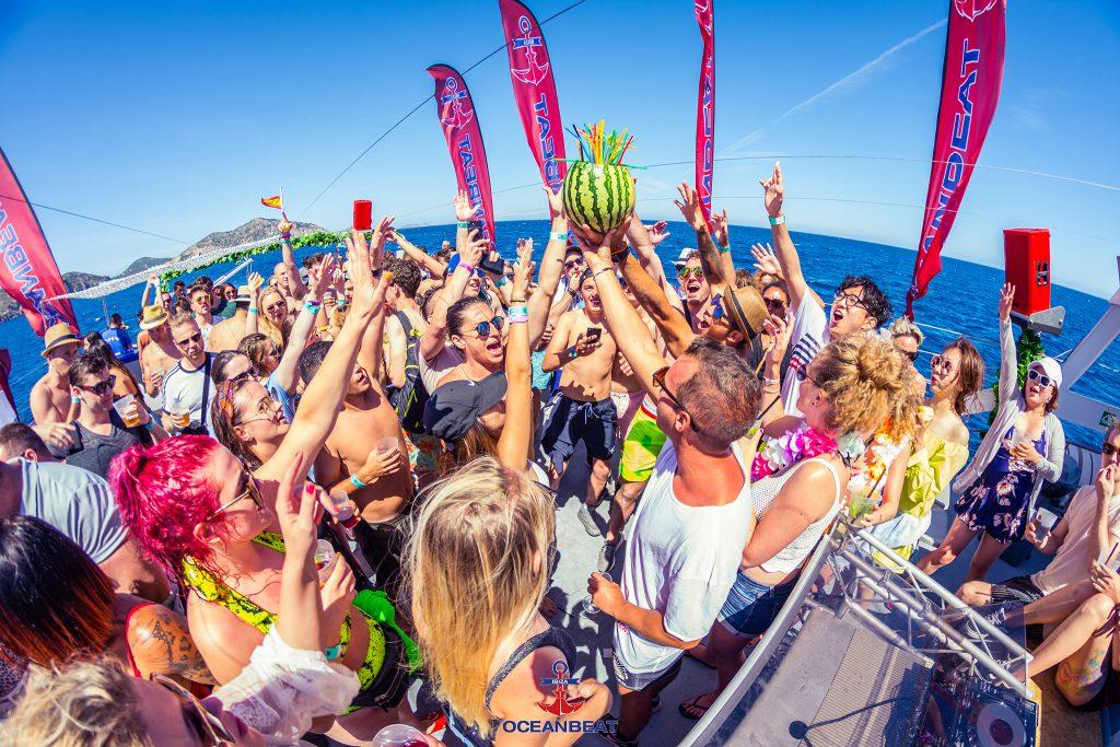 Oceanbeat Ibiza Logo 087