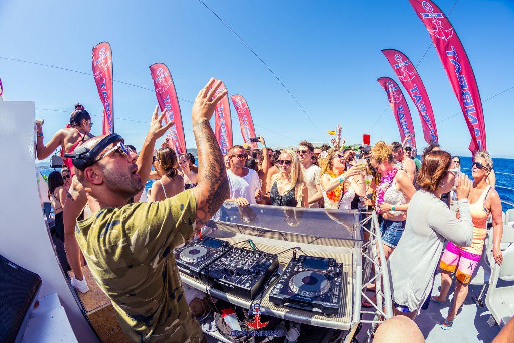 Oceanbeat Ibiza Logo 092