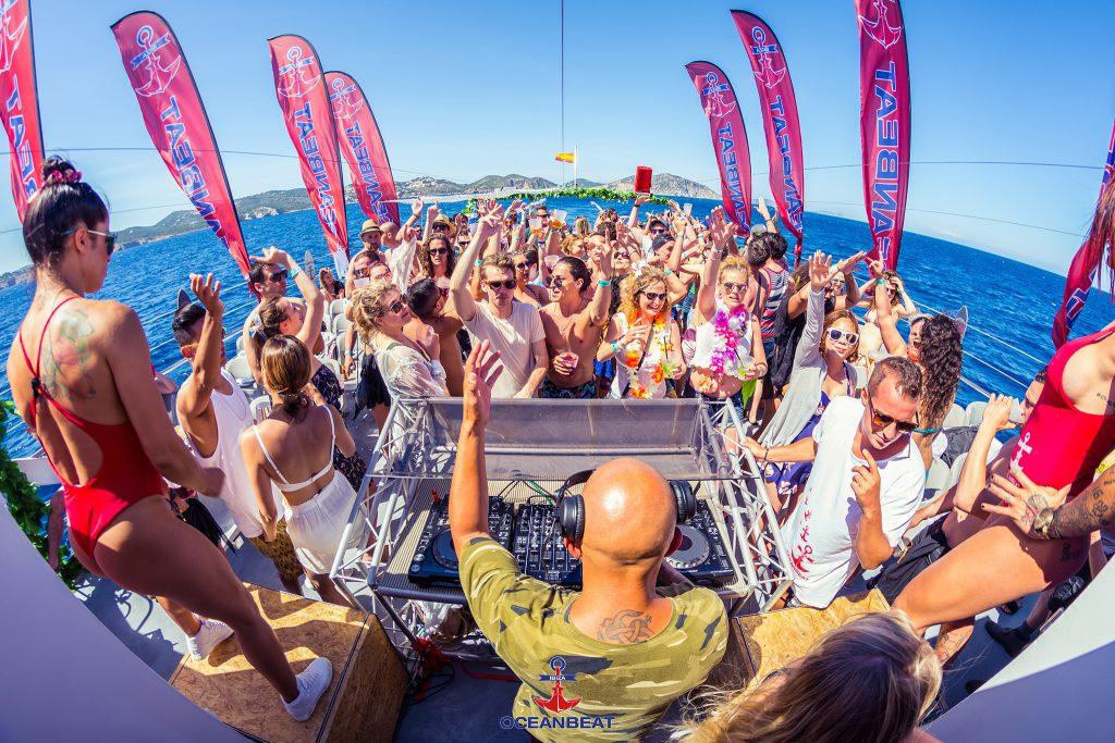 Oceanbeat Ibiza Logo 093
