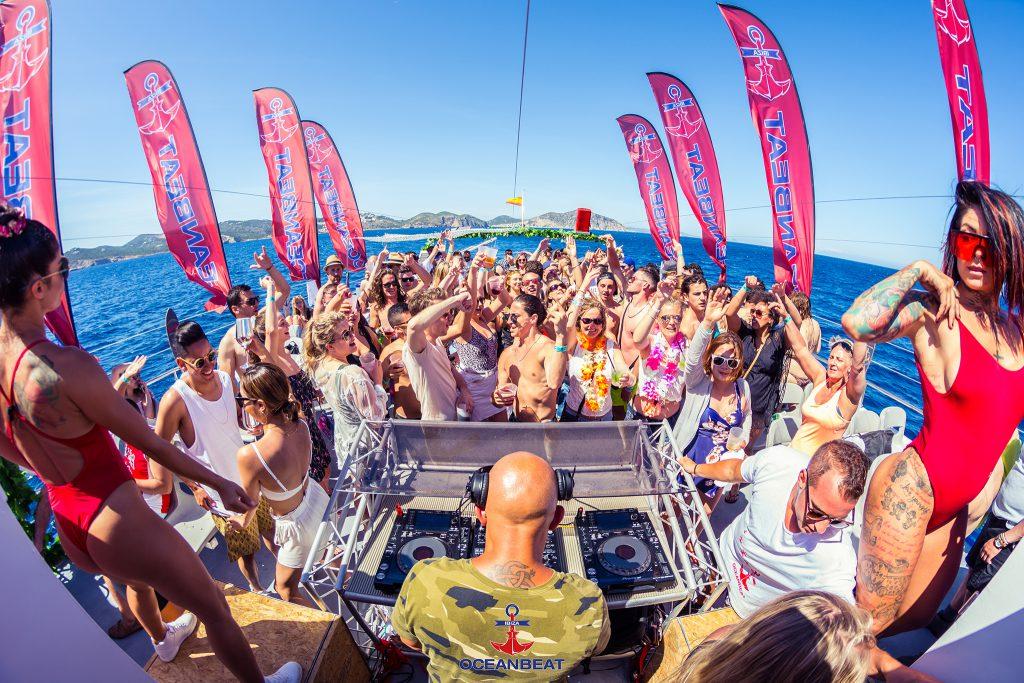 Oceanbeat Ibiza Logo 094