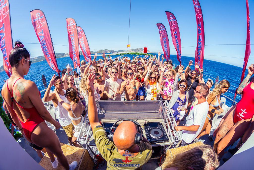 Oceanbeat Ibiza Logo 095