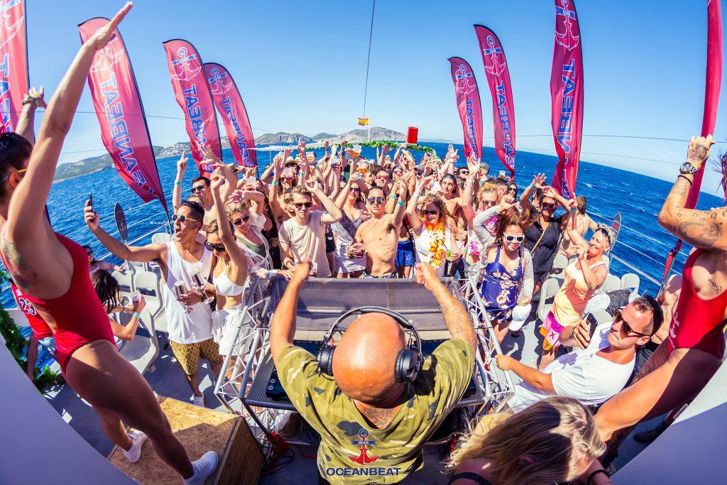 Oceanbeat Ibiza Logo 096