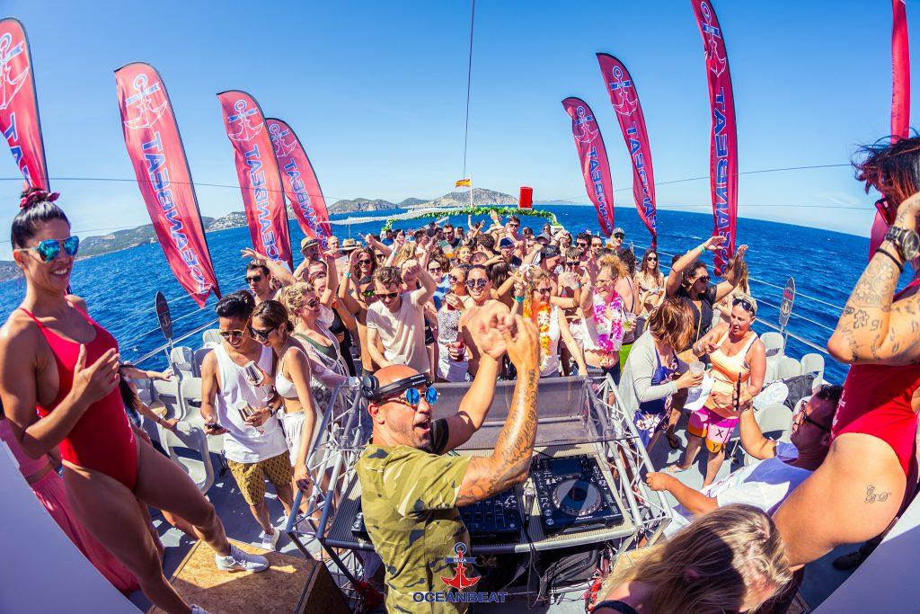 Oceanbeat Ibiza Logo 098