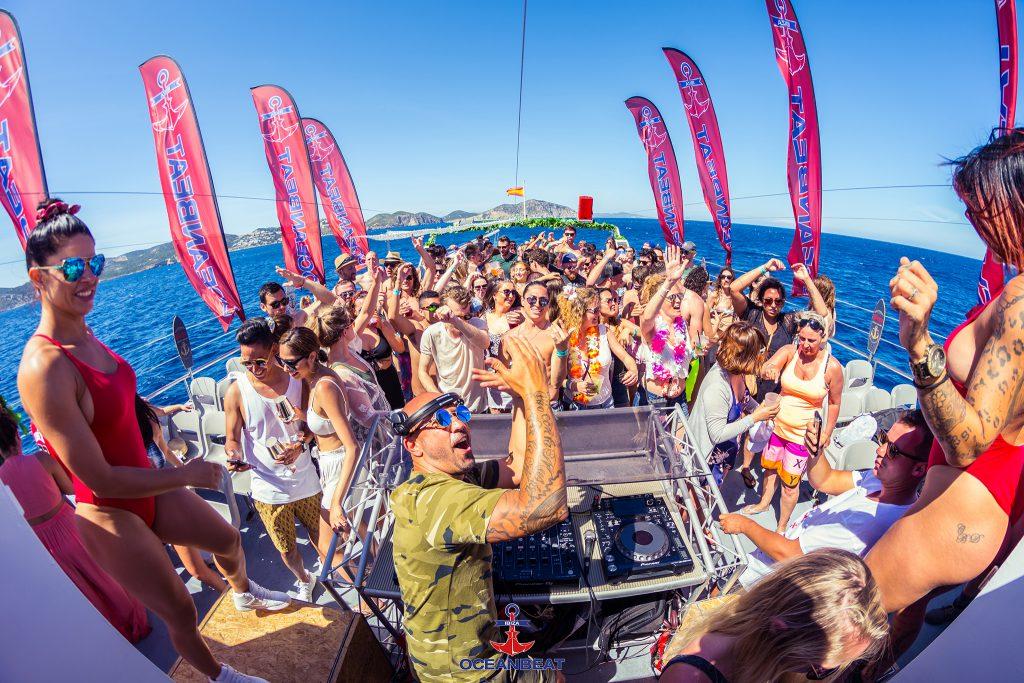 Oceanbeat Ibiza Logo 099
