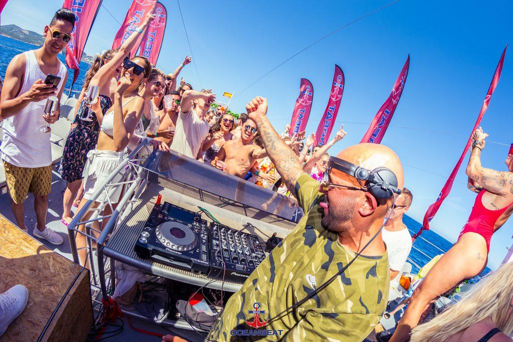 Oceanbeat Ibiza Logo 100