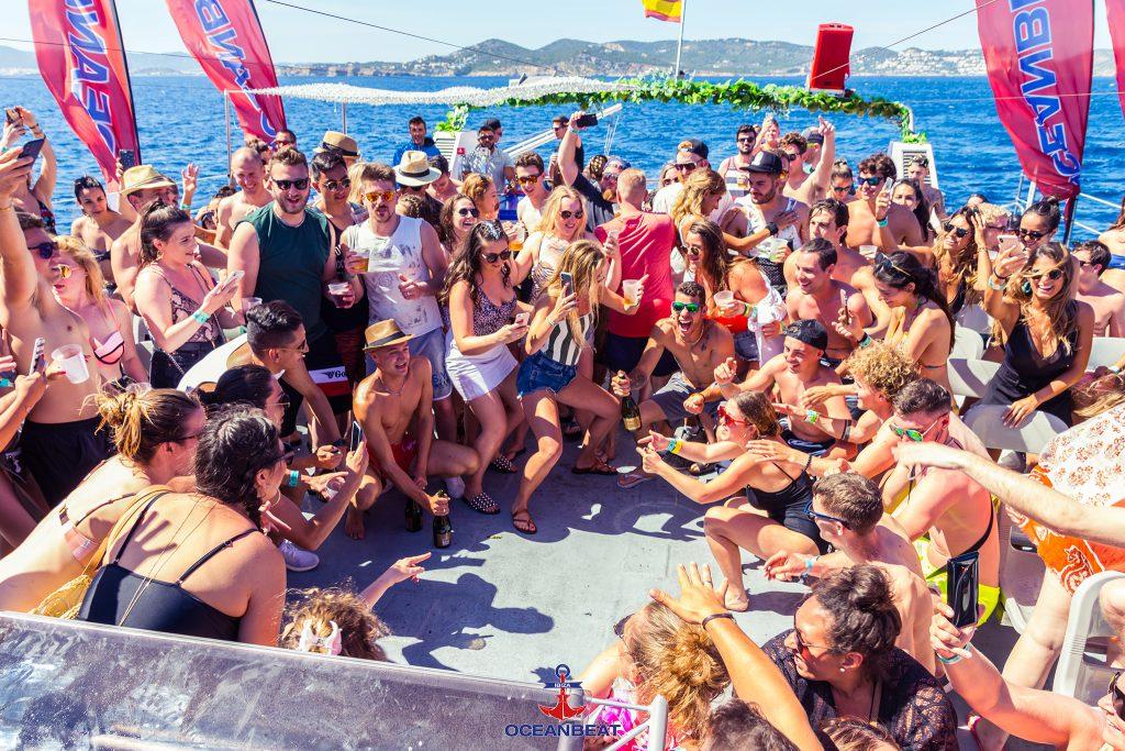 Oceanbeat Ibiza Logo 111