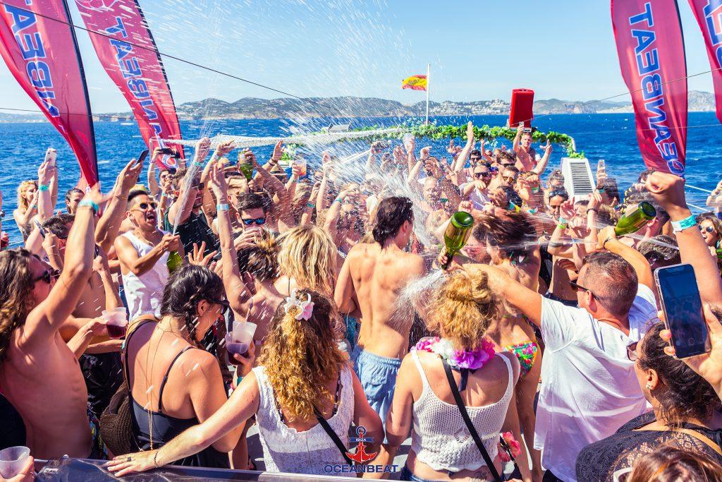 Oceanbeat Ibiza Logo 115