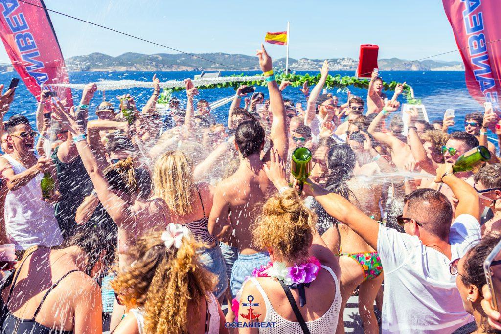 Oceanbeat Ibiza Logo 116