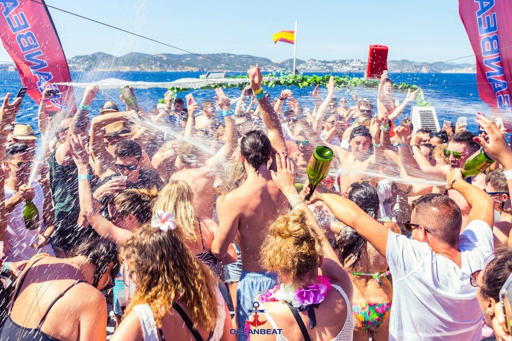 Oceanbeat Ibiza Logo 117