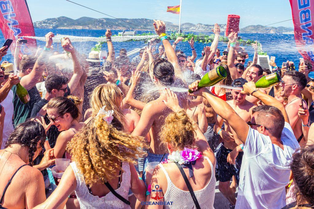 Oceanbeat Ibiza Logo 119