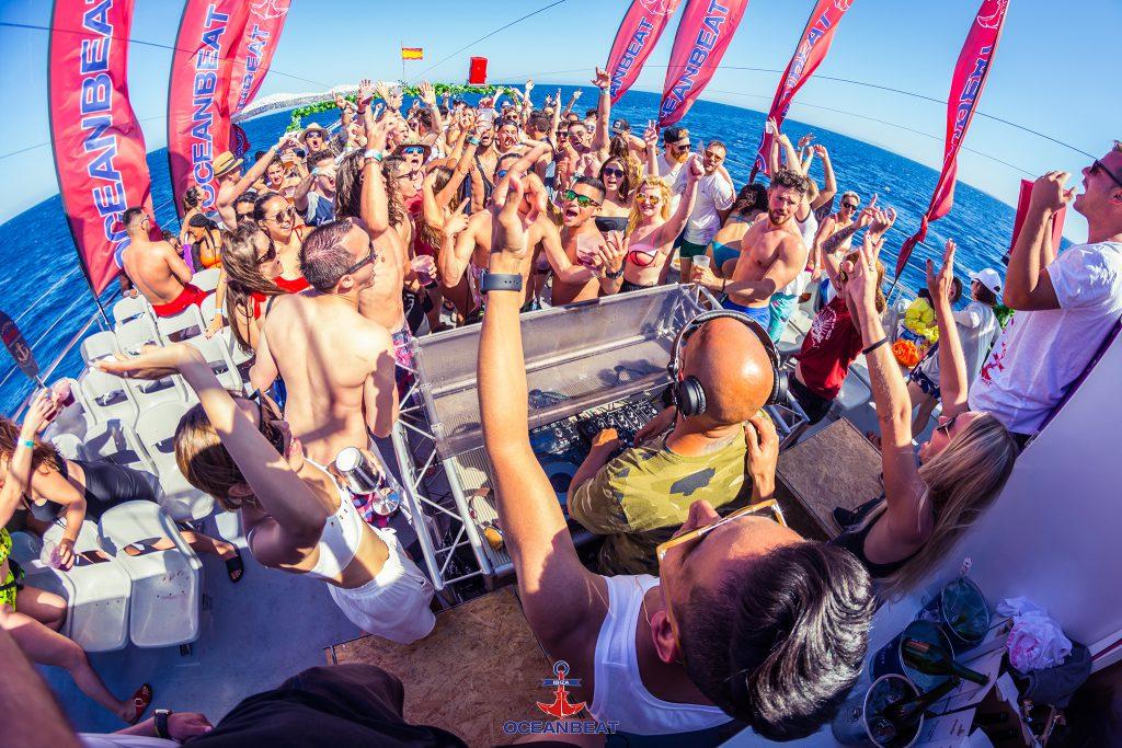 Oceanbeat Ibiza Logo 140