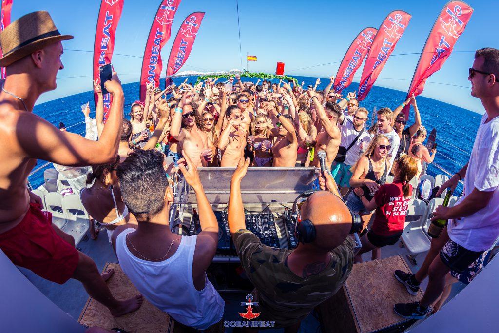 Oceanbeat Ibiza Logo 144