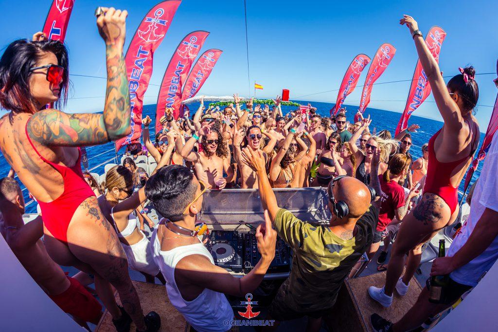 Oceanbeat Ibiza Logo 146