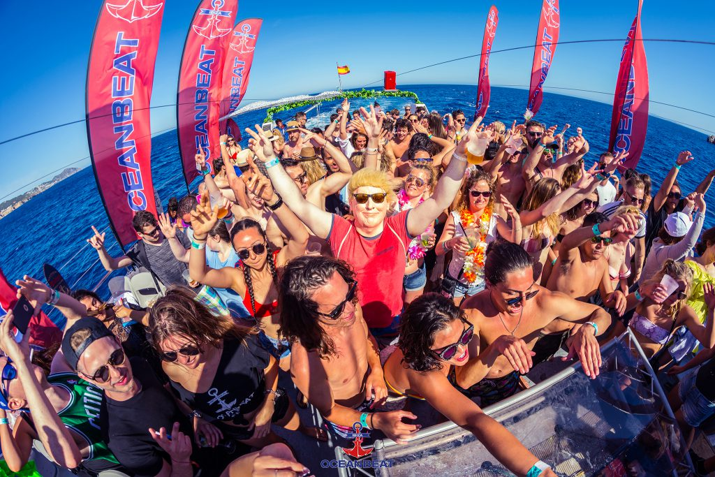 Oceanbeat Ibiza Logo 147