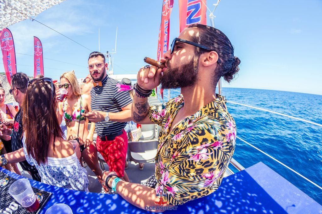 Oceanbeat Ibiza Logo 15 5 019