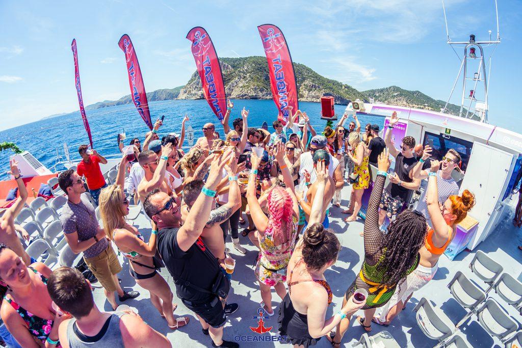 Oceanbeat Ibiza Logo 15 5 026