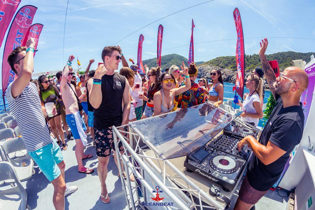 Oceanbeat Ibiza Logo 15 5 030