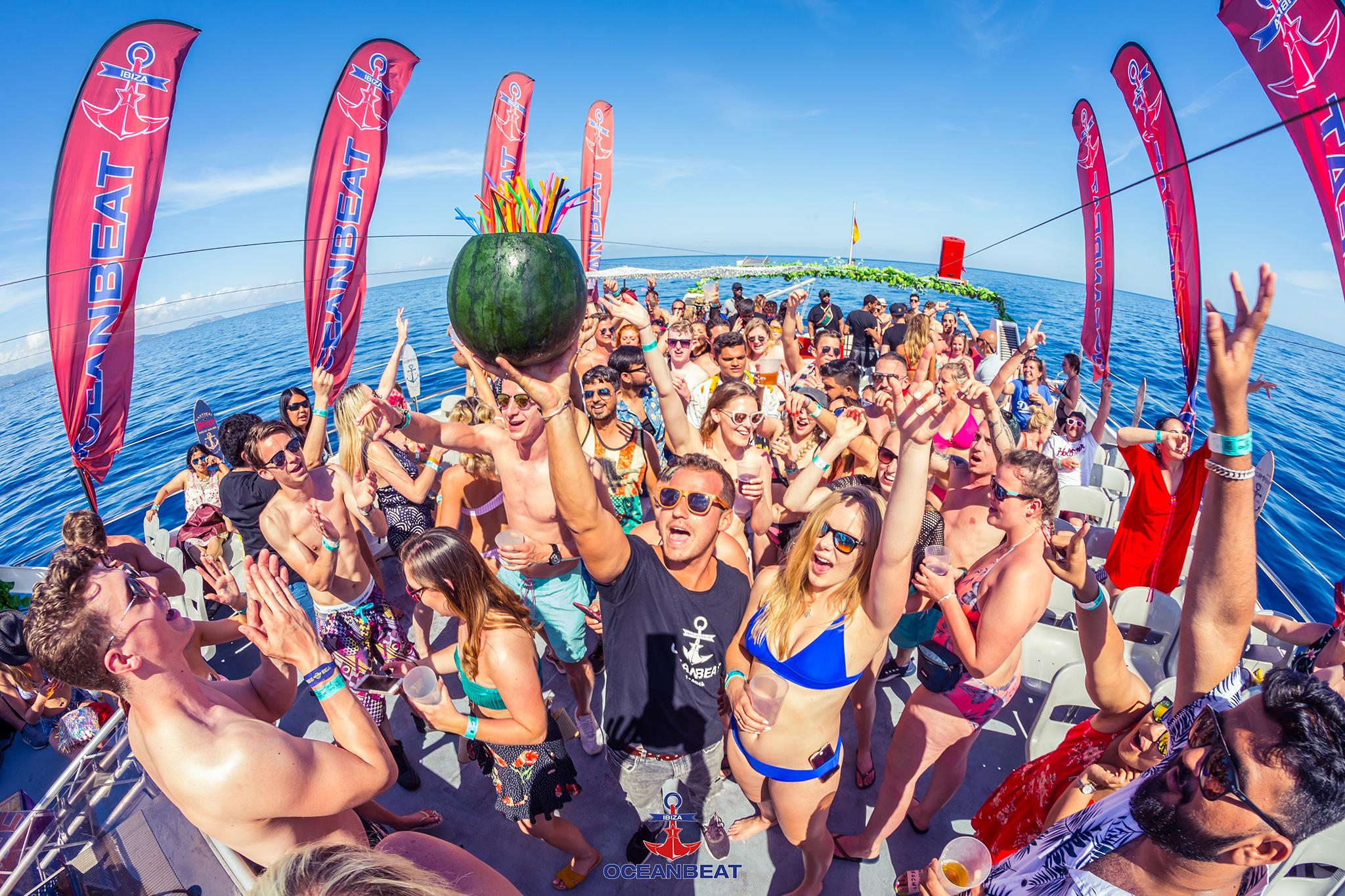 Oceanbeat Ibiza Logo 15 5 070