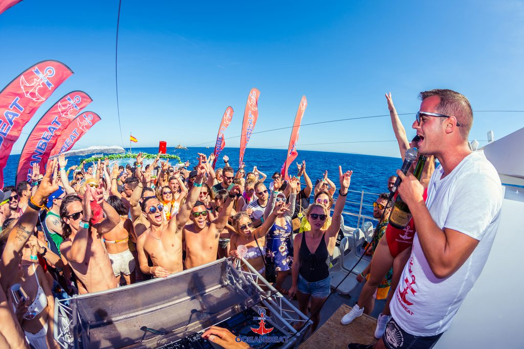 Oceanbeat Ibiza Logo 150