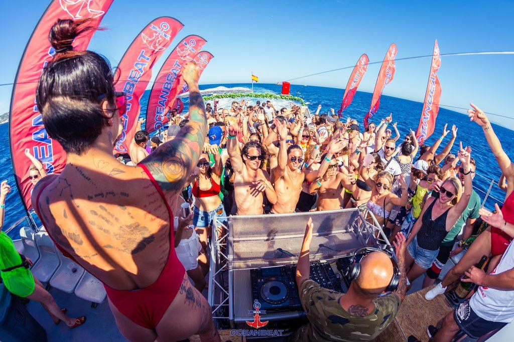 Oceanbeat Ibiza Logo 151