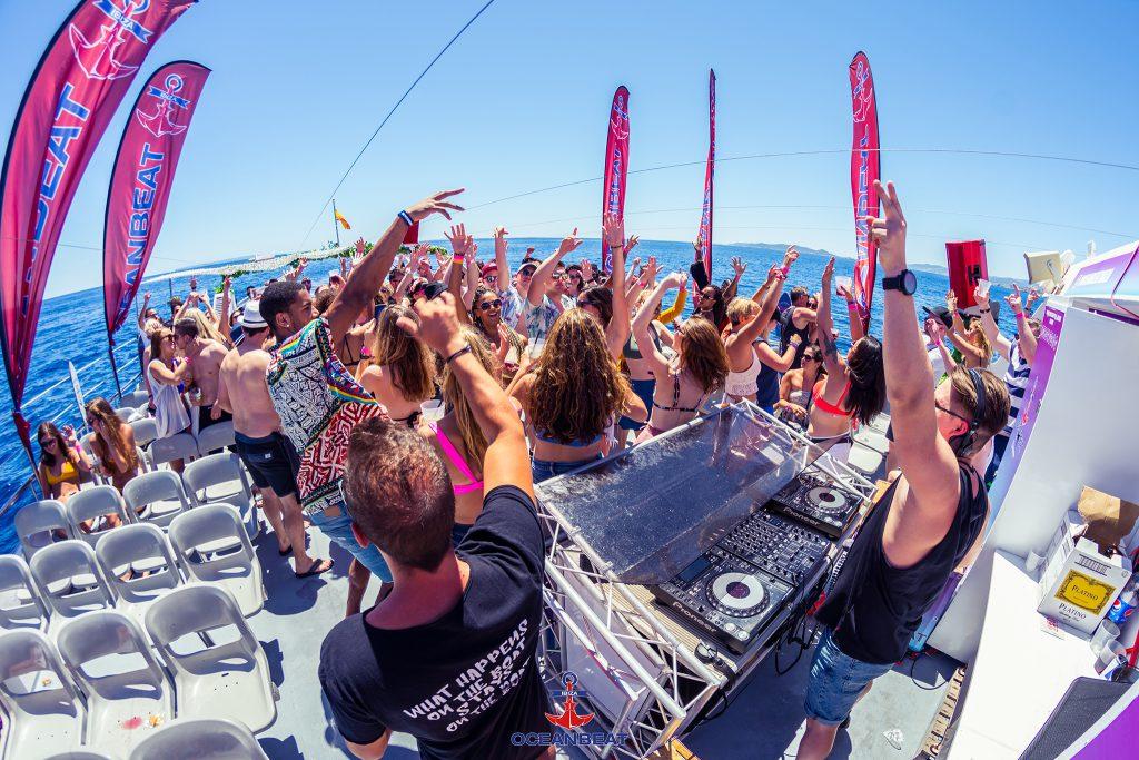Oceanbeat Ibiza 1 6 Logo 023
