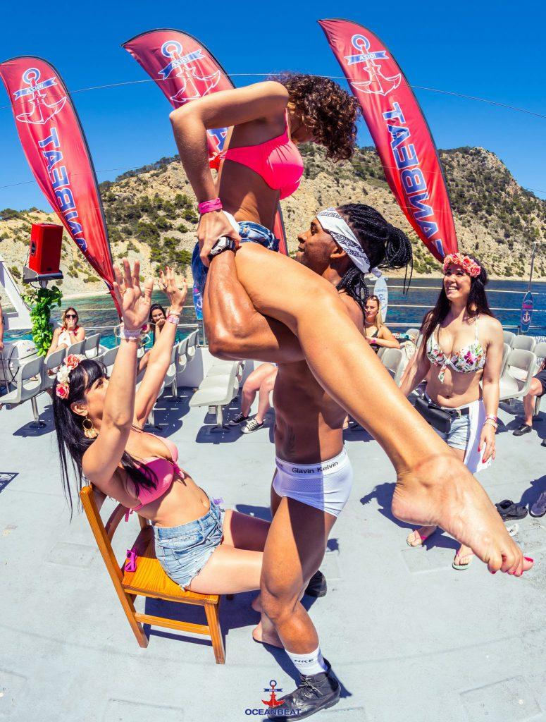 Oceanbeat Ibiza 1 6 Logo 032