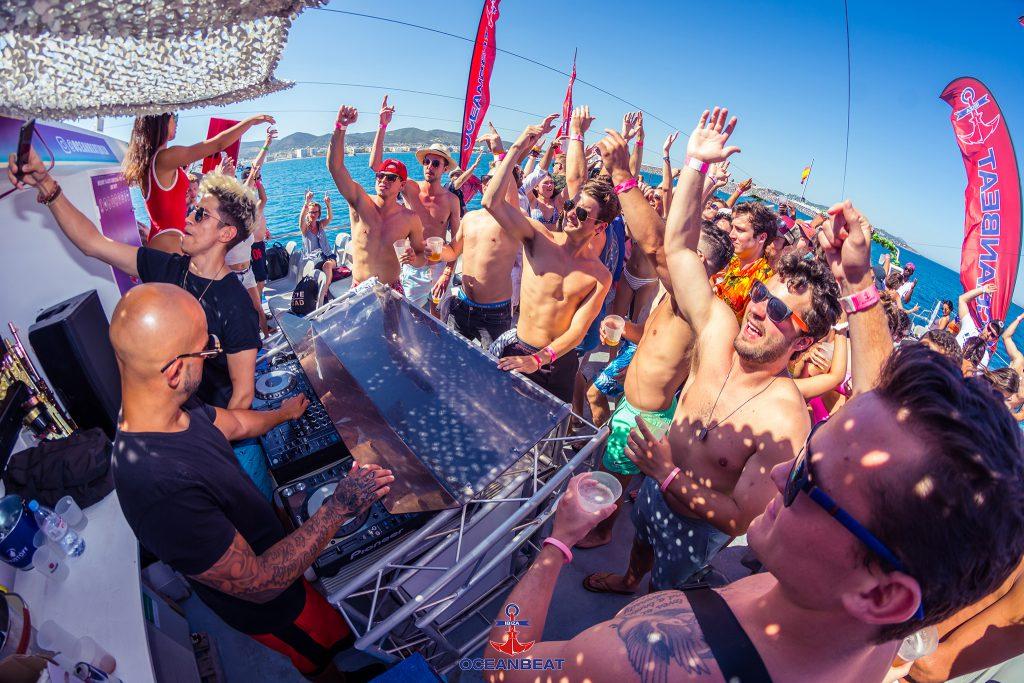 Oceanbeat Ibiza 15 6 Logo 050