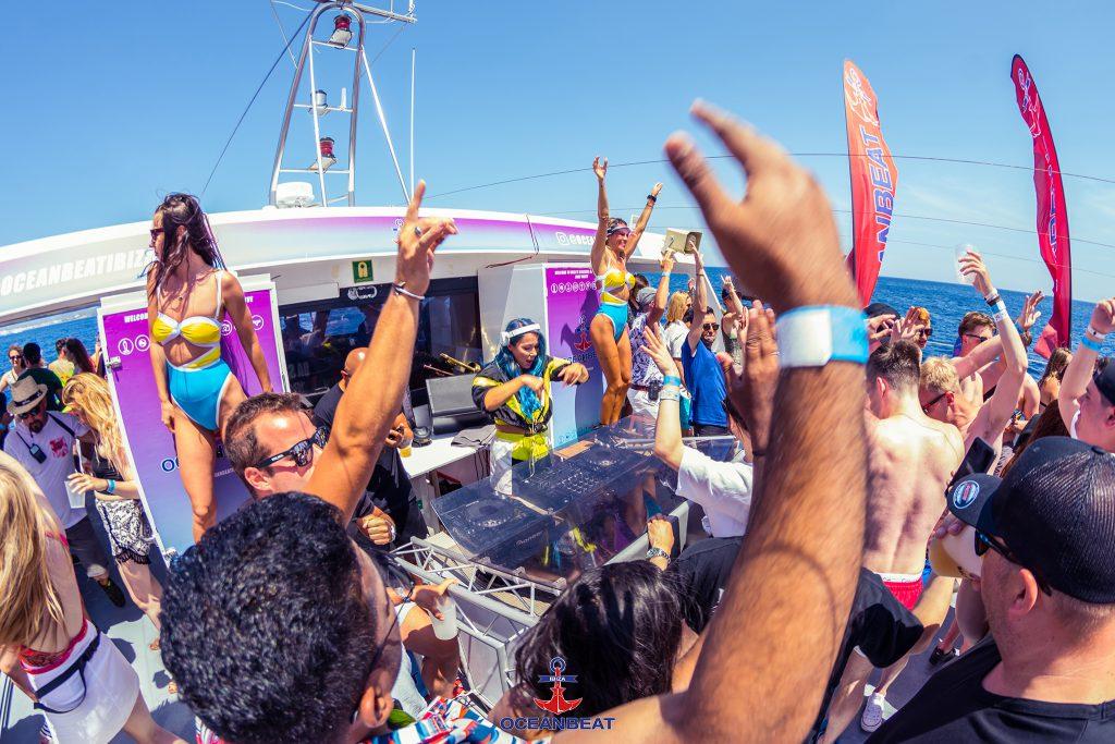 Oceanbeat Ibiza 5 6 Logo 032