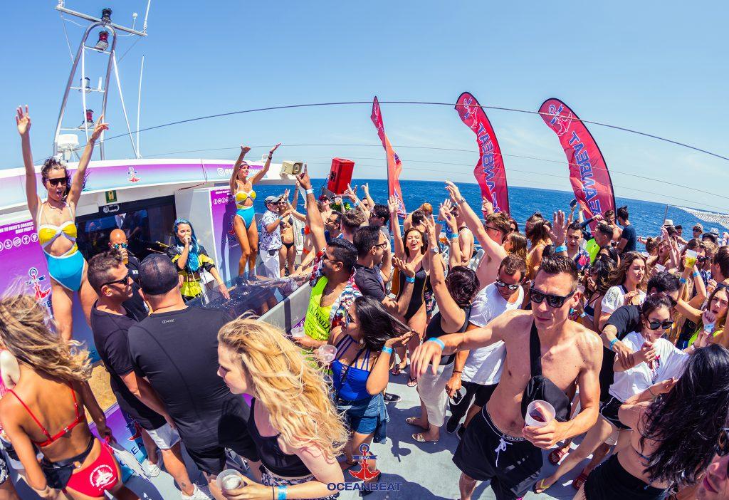 Oceanbeat Ibiza 5 6 Logo 034