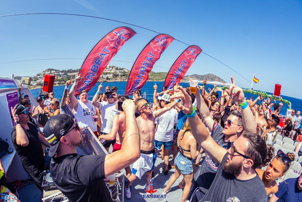 Oceanbeat Ibiza 5 6 Logo 045