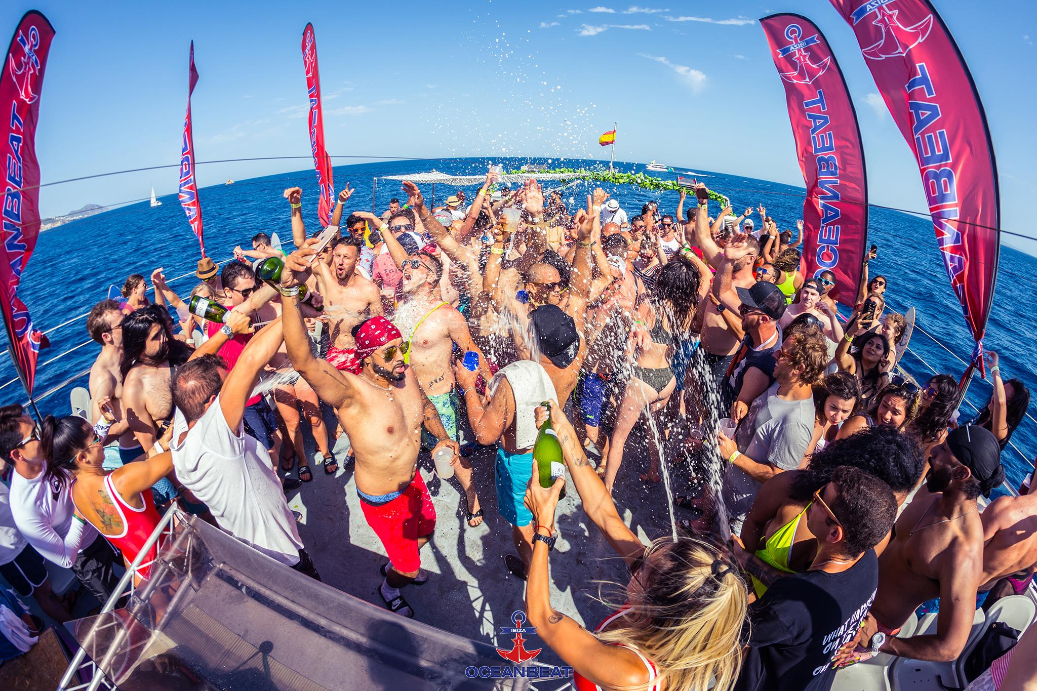 Oceanbeat Ibiza 7 6 Logo 045