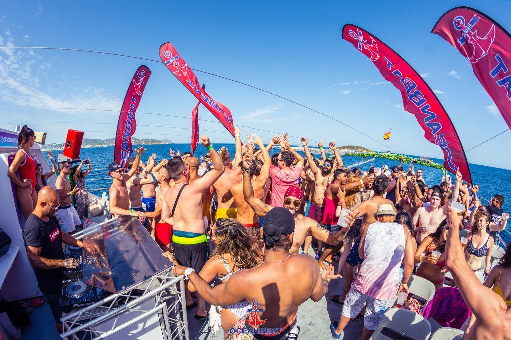 Oceanbeat Ibiza 7 6 Logo 049