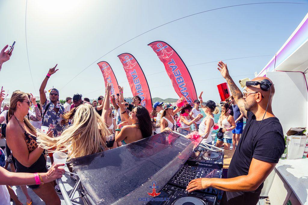 Oceanbeat Ibiza 8 6 Logo 045