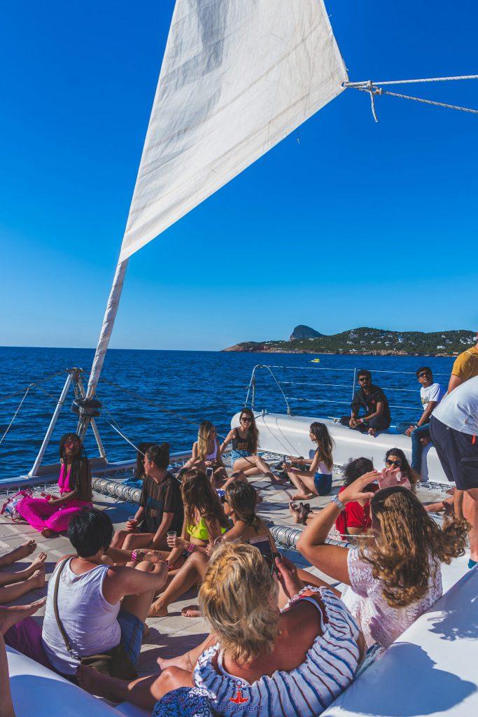 Oceanbeat Ibiza Catamaran 2 6 Logo 001