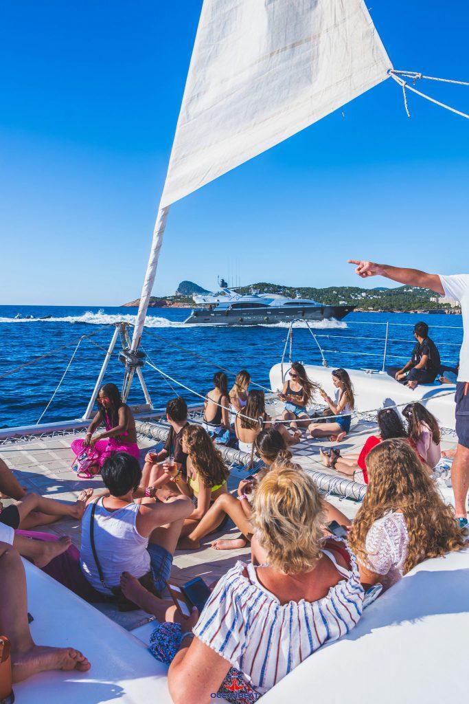 Oceanbeat Ibiza Catamaran 2 6 Logo 002
