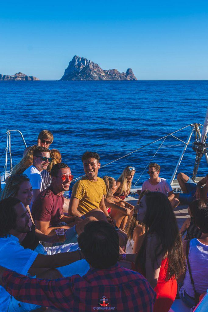 Oceanbeat Ibiza Catamaran 2 6 Logo 031