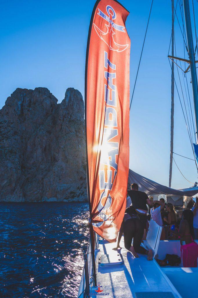 Oceanbeat Ibiza Catamaran 2 6 Logo 038