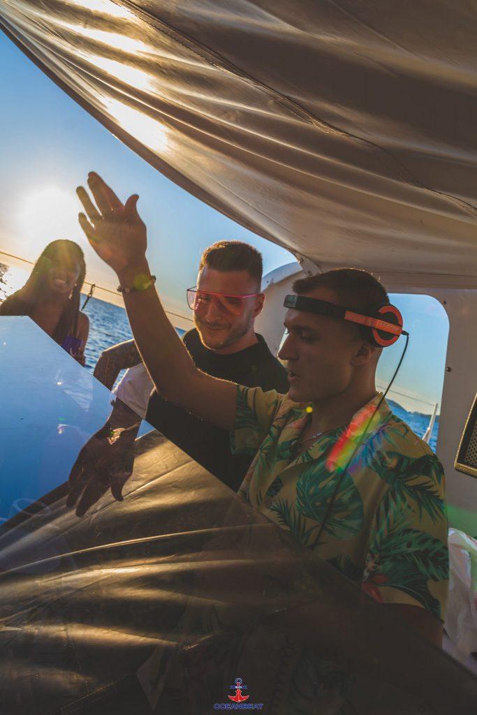 Oceanbeat Ibiza Catamaran 2 6 Logo 054
