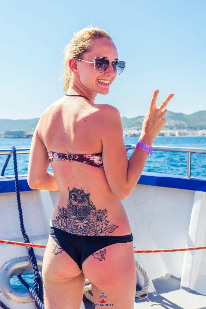Oceanbeat Ibiza 10 7 Logo 034