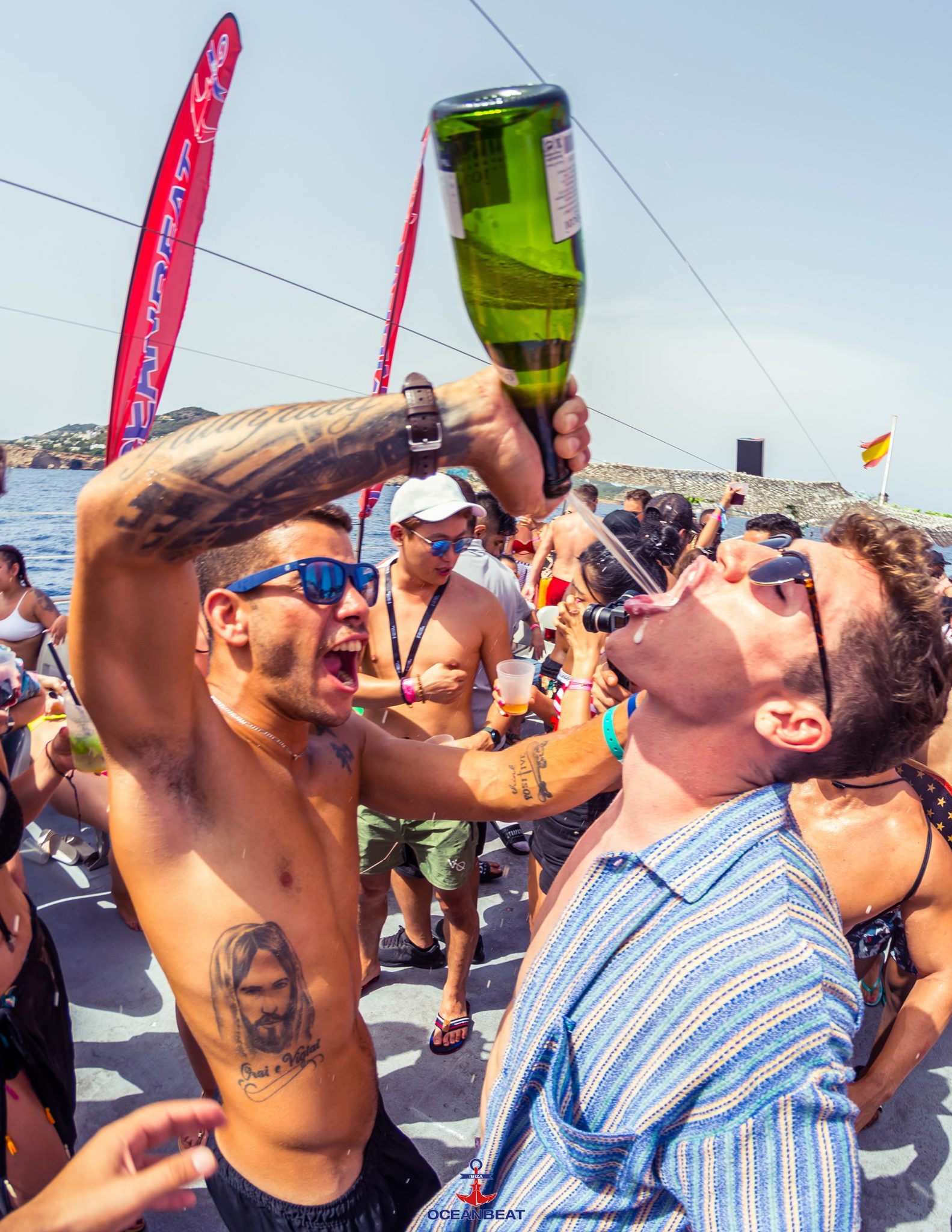Oceanbeat Ibiza 13 7 Logo 018