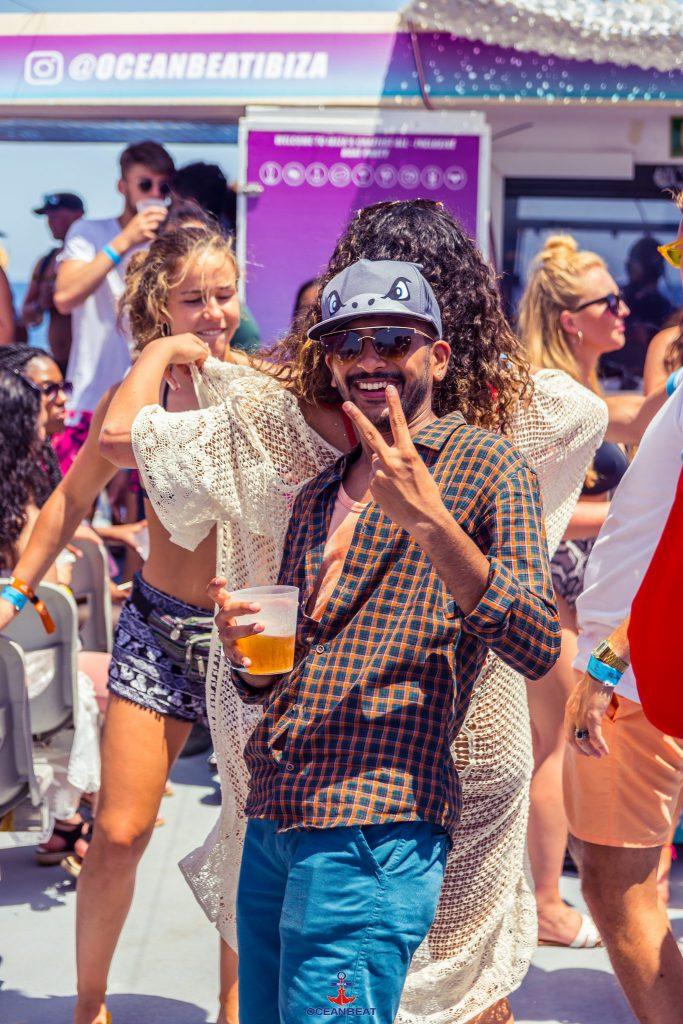 Oceanbeat Ibiza 24 7 Logo 010